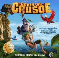 Cover Hörspiel - Robinson Crusoe [2016]